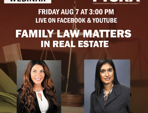 Family Law Matters In Real Estate